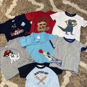 Huge Gymboree T-Shirt Lot!💙